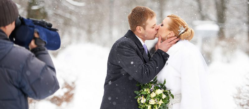 Four ways to incorporate video into your wedding plans