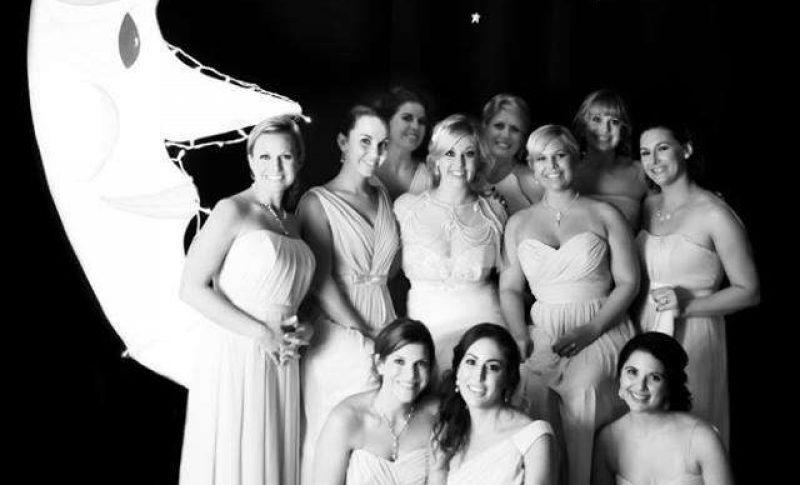 Moon Booth Rental Premier Bride Jacksonville