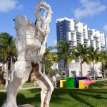 Bass Museum in front of W South Beach
