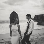 Surfer Carissa Moore gets married