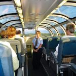 Tour Guide on Via Rail