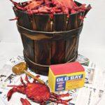 Groom's Cake with Crabbing theme