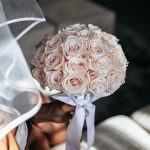 Preserved wedding bouquet