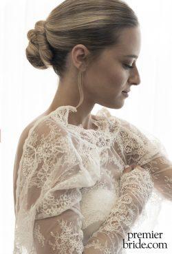 Wedding Gown Designed by Inbal Dror