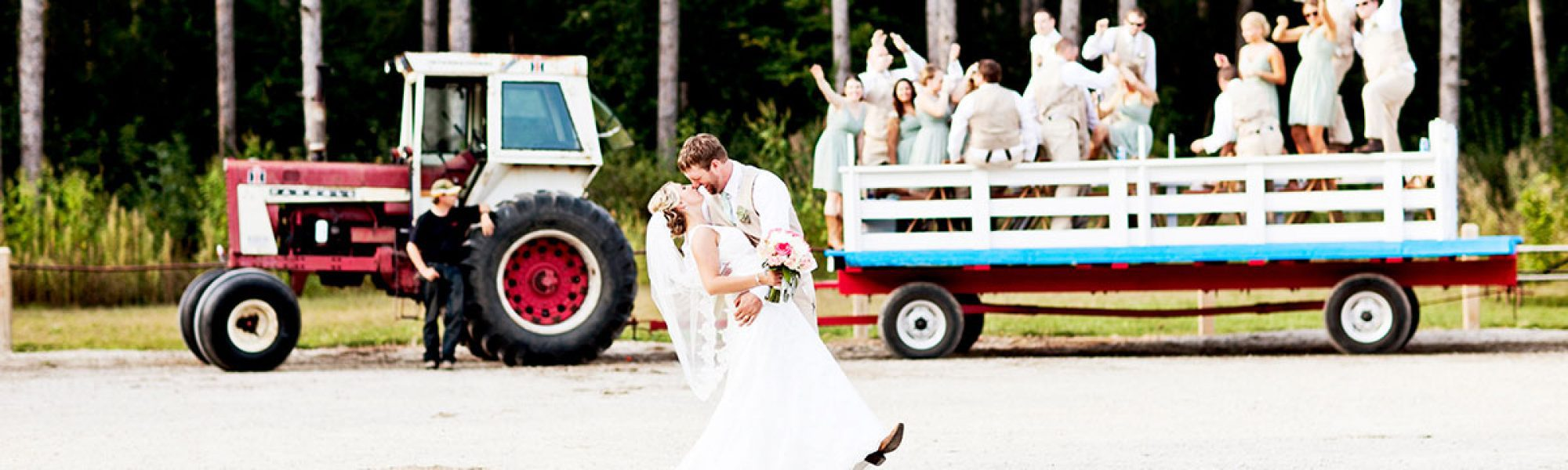 Wedding Day Transportation