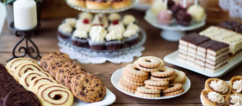 Trend Watch - Wedding Day Catering