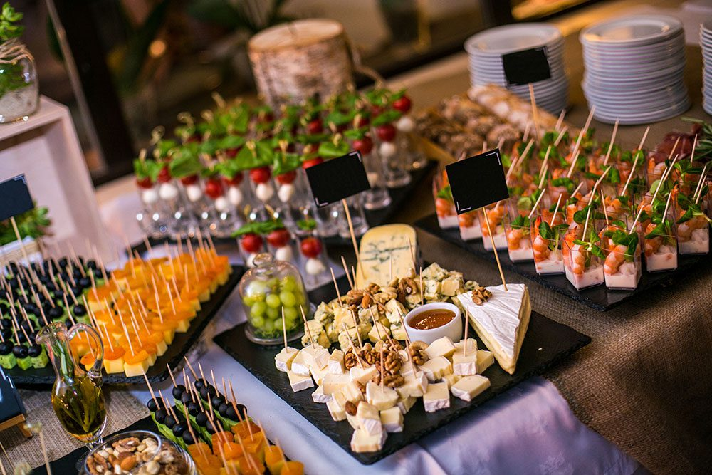 Wedding Reception Catering