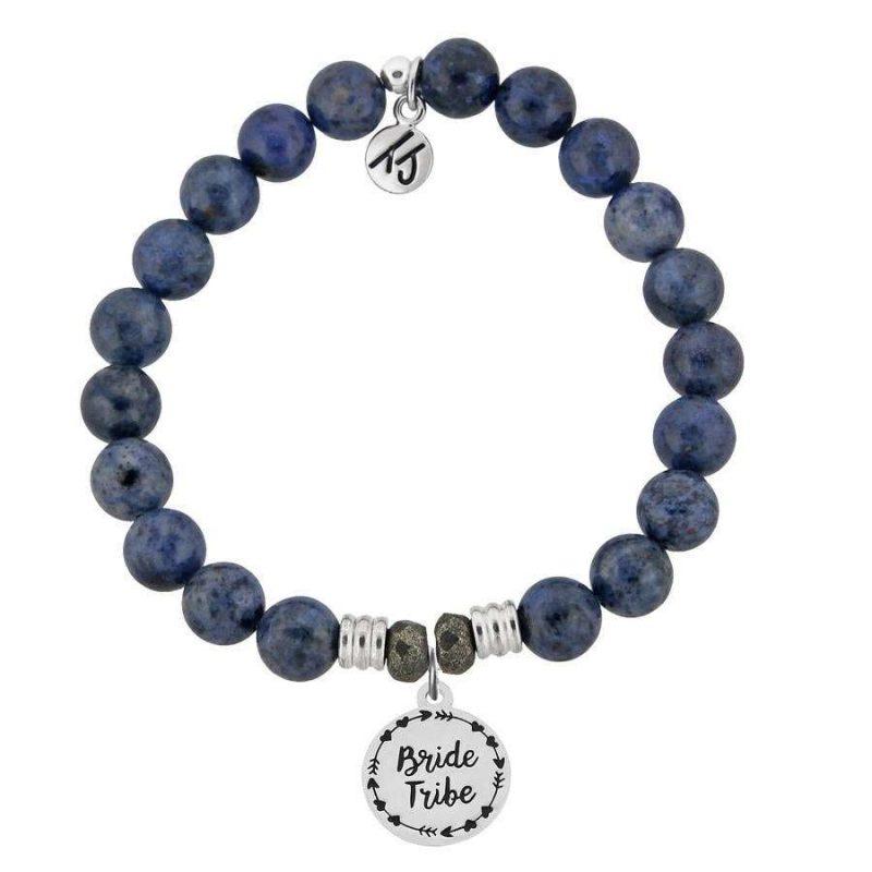 Bride Tribe Charm Bracelet